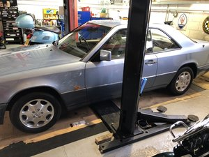 1994 Mercedes CE Coupe For Sale