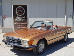 Picture of 1972 MERCEDES-BENZ SL 350 R107 -ASI- For Sale