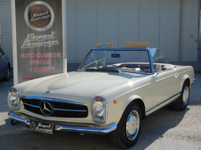 1967 MERCEDES SL 230 W113 PAGODA For Sale (picture 1 of 6)