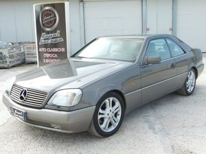 Picture of 1993 MERCEDES CL 600 COUPè, V12 For Sale