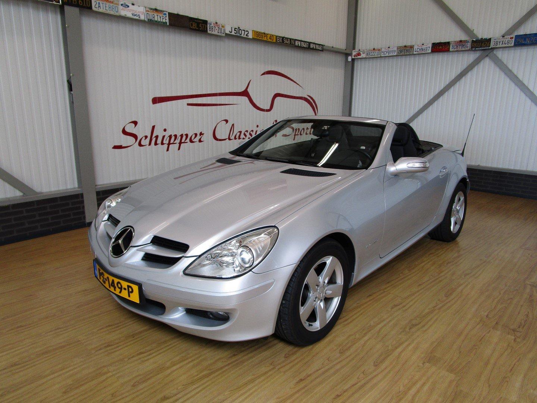2006 Mercedes SLK200 Kompressor For Sale (picture 1 of 6)