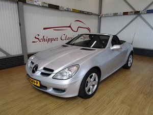 Picture of 2006 Mercedes SLK200 Kompressor For Sale