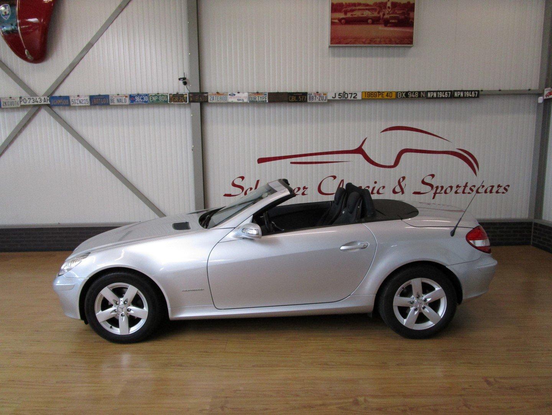 2006 Mercedes SLK200 Kompressor For Sale (picture 2 of 6)