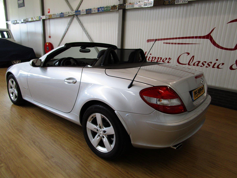 2006 Mercedes SLK200 Kompressor For Sale (picture 3 of 6)