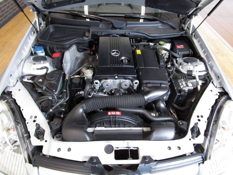 2006 Mercedes SLK200 Kompressor For Sale (picture 5 of 6)