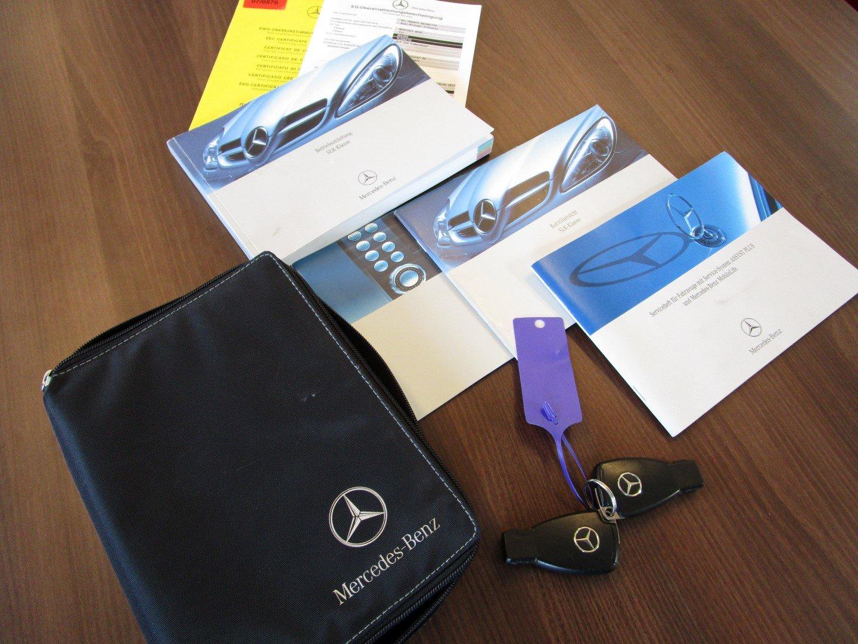 2006 Mercedes SLK200 Kompressor For Sale (picture 6 of 6)