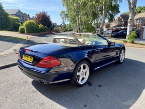 SL500 Only 51000miles