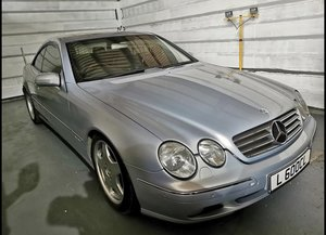 2001 Mercedes CL600 v12 For Sale