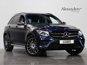 19 19 MERCEDES BENZ GLC 250 AMG NIGHT EDITION AUTO