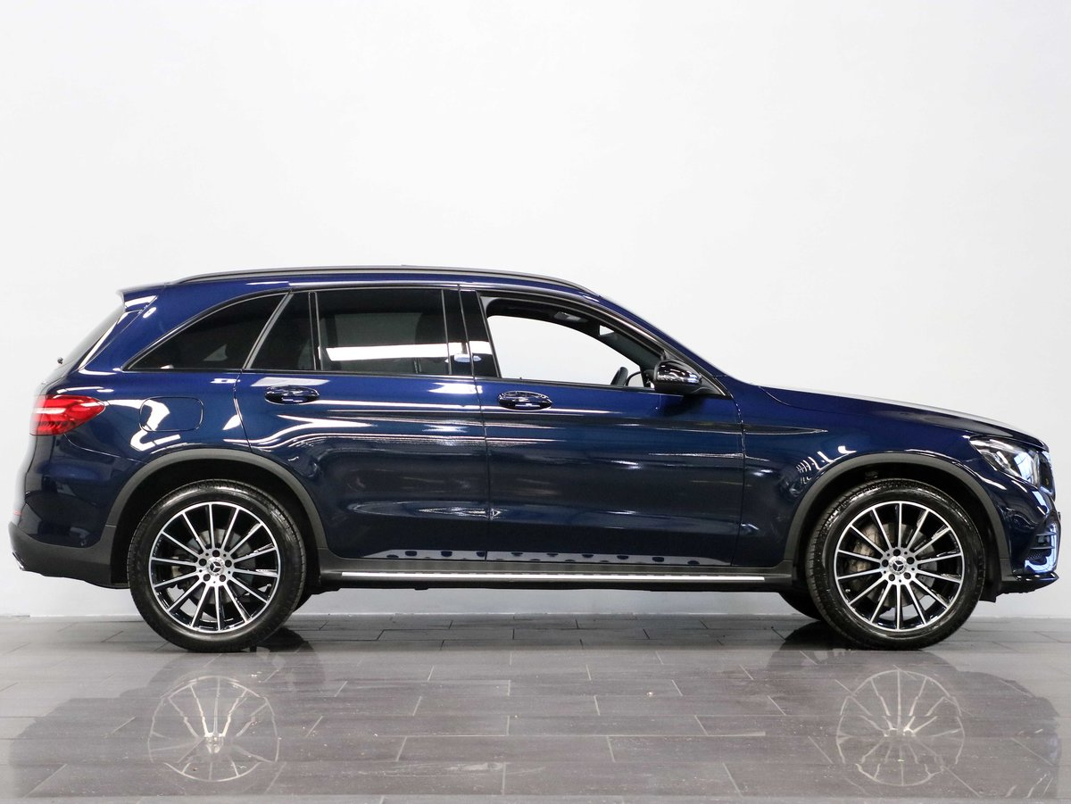 2019 19 19 MERCEDES BENZ GLC 250 AMG NIGHT EDITION AUTO For Sale (picture 2 of 6)