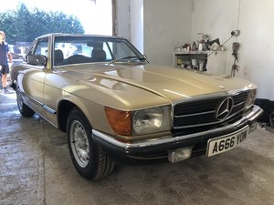 1984 Mercedes 280SL - Concours For Sale
