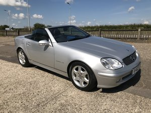 2000 Mercedes 230 SLK with only 40,000 Miles  For Sale