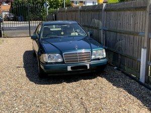 1996 Mercedes E320 Coupe Sportline For Sale