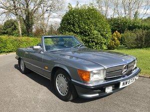 Mercedes 300 SL - R107 - Pearl Grey