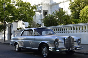 Mercedes 280SE W111 COUPE