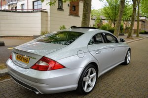 Mercedes CLS 500 AMG - Low Mileage