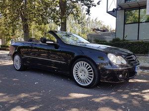 Mercedes  CLK 280 Avantgarde Cabriolet Auto.