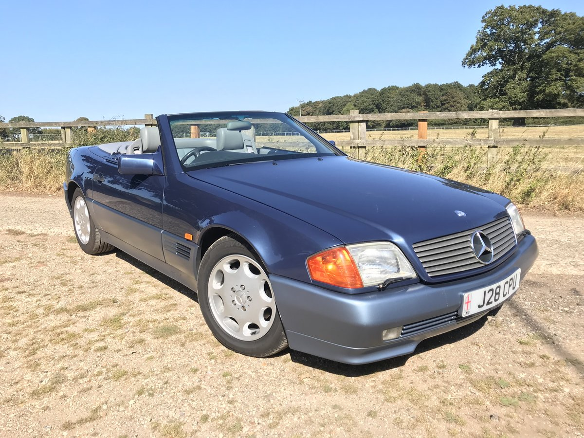 1991 Mercedes 500sl r129 For Sale (picture 1 of 6)