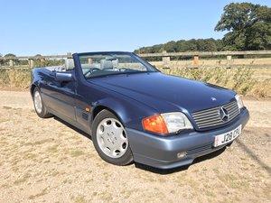 1991 Mercedes 500sl r129