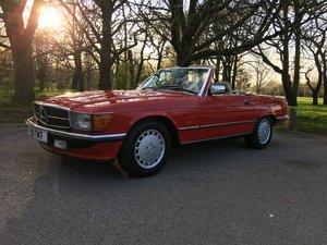 Mercedes 300 SL 1989 W107 best value !!!!