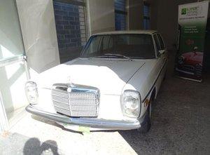 1972 Mercedes 220/8