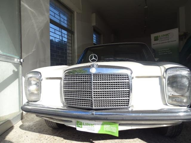 1972 Mercedes 220/8 For Sale (picture 5 of 6)