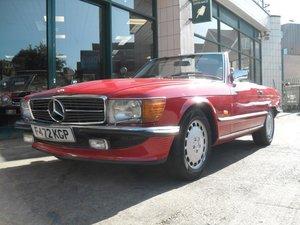 1988 Mercedes Benz 500SL