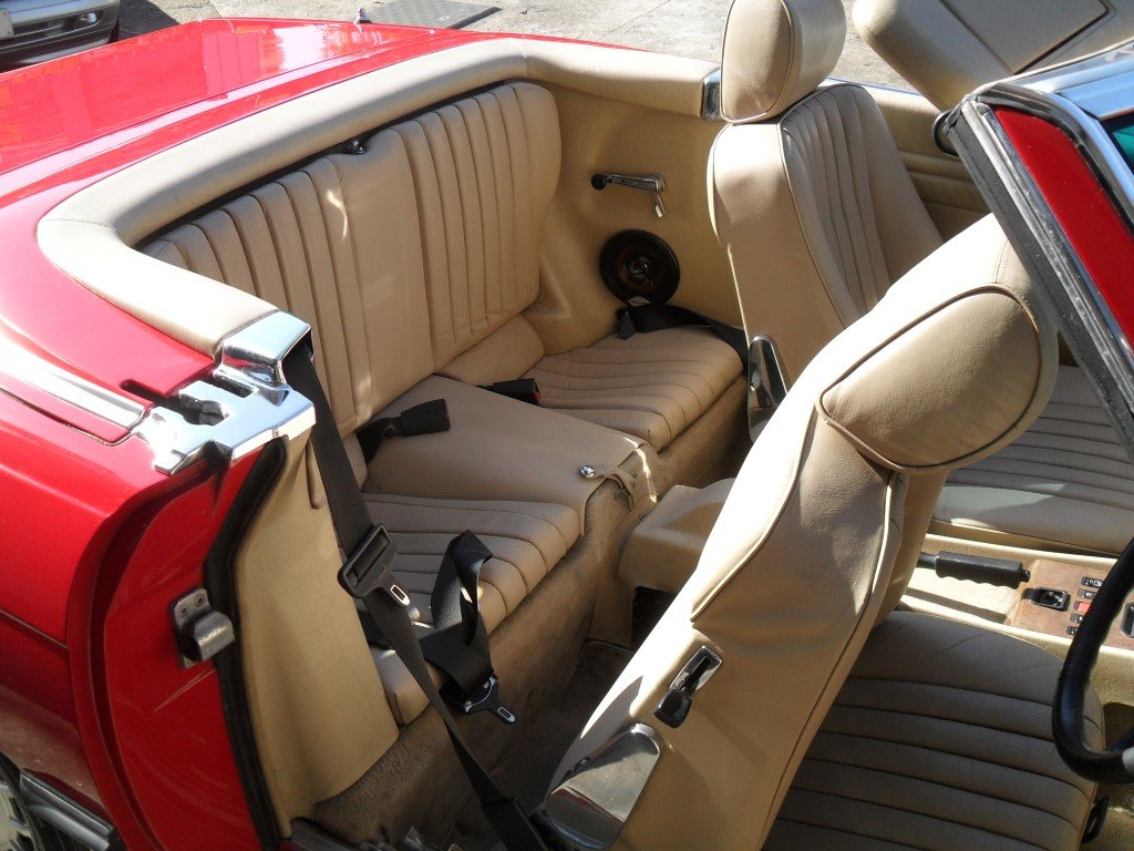 1988 Mercedes Benz 500SL For Sale (picture 5 of 6)