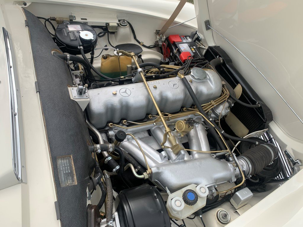 1964 Mercedes Benz 230SL Pagoda For Sale (picture 6 of 6)