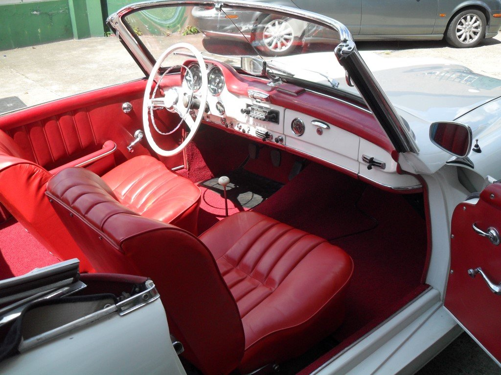1961 Mercedes Benz 190SL For Sale (picture 2 of 6)