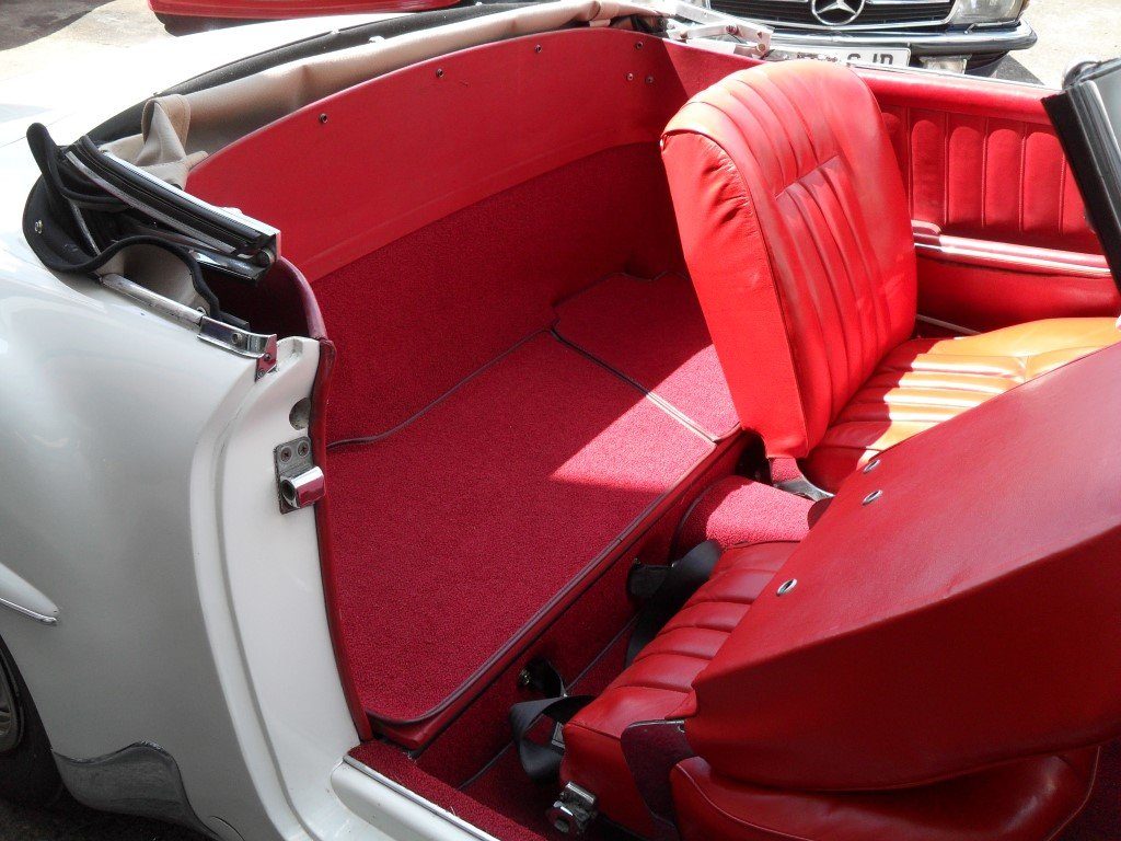 1961 Mercedes Benz 190SL For Sale (picture 4 of 6)