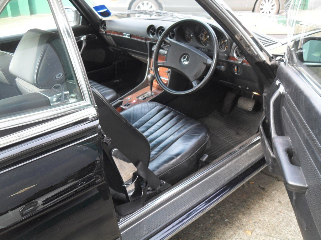 1989 Mercedes Benz 300SL For Sale (picture 2 of 6)