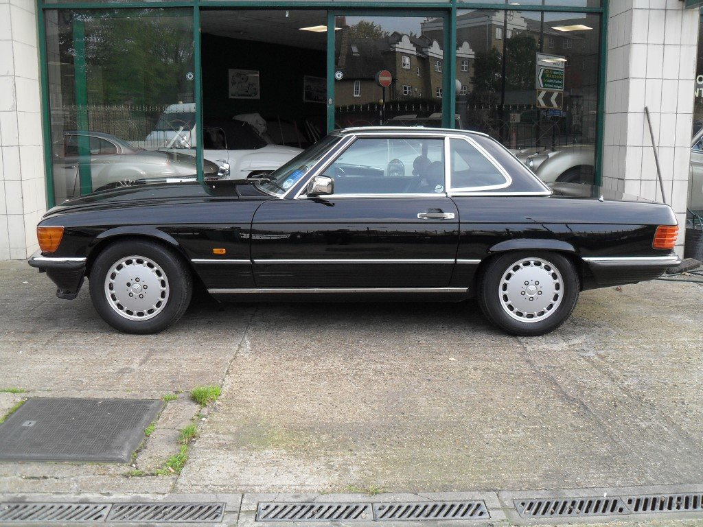 1989 Mercedes Benz 300SL For Sale (picture 3 of 6)
