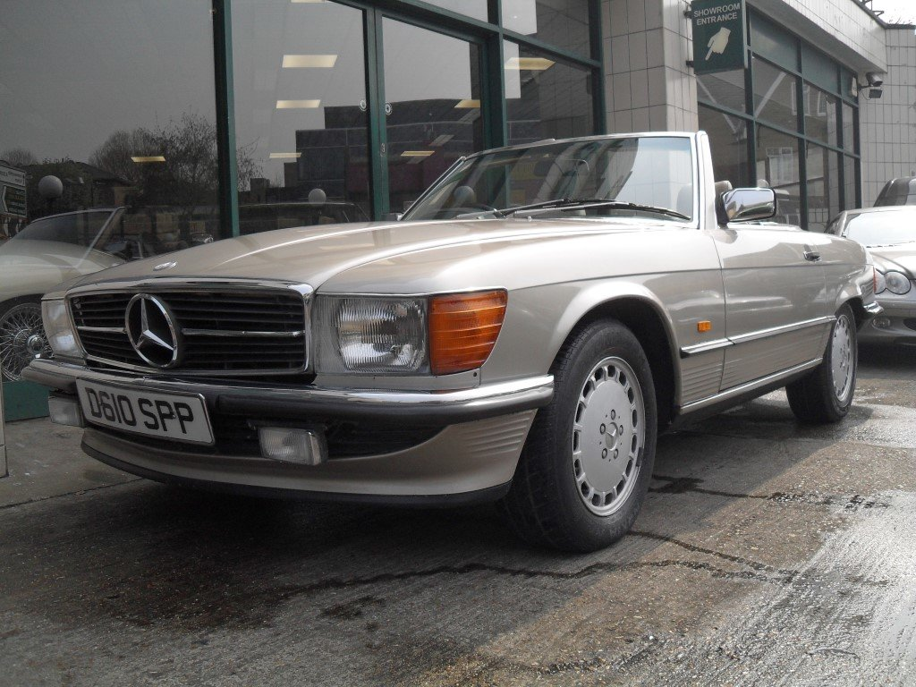 1987 Mercedes Benz 300SL For Sale (picture 1 of 5)