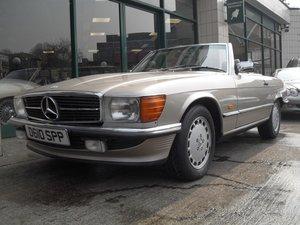 1987 Mercedes Benz 300SL
