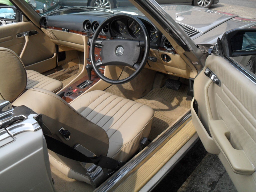 1987 Mercedes Benz 300SL For Sale (picture 2 of 5)