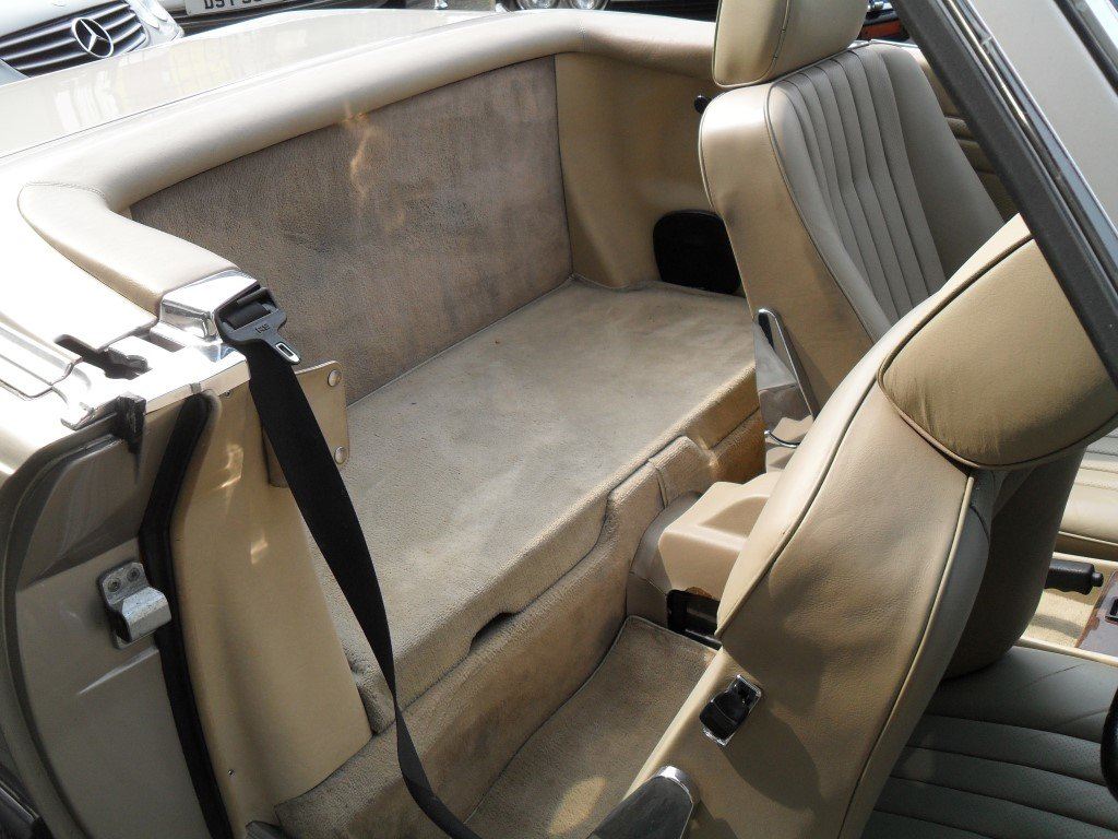 1987 Mercedes Benz 300SL For Sale (picture 5 of 5)