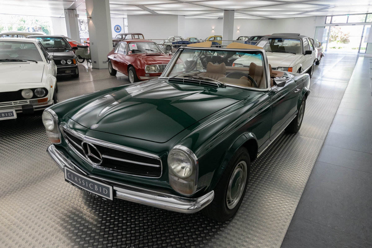 1969 Mercedes-Benz 280 SL Pagode For Sale (picture 1 of 6)