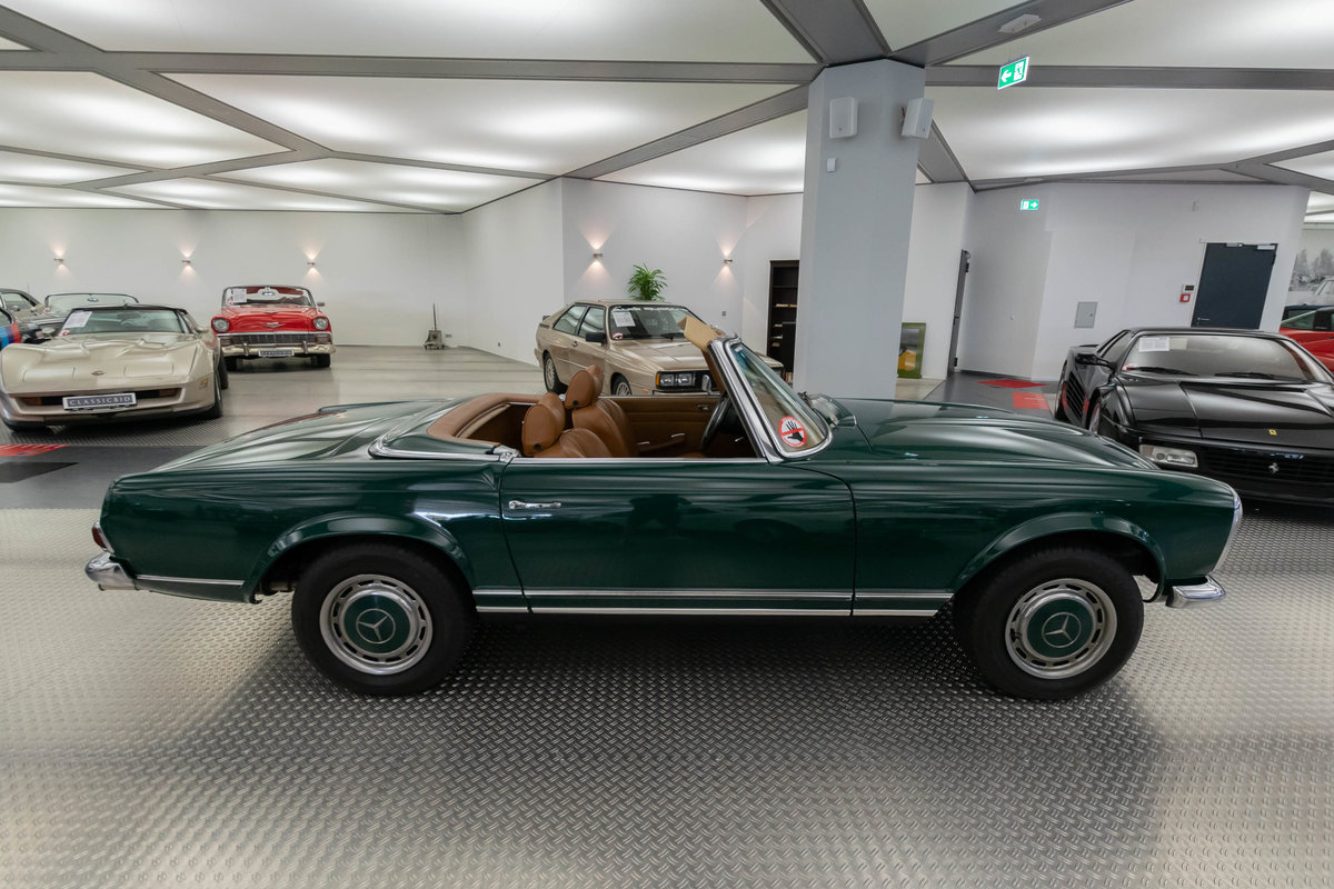 1969 Mercedes-Benz 280 SL Pagode For Sale (picture 2 of 6)