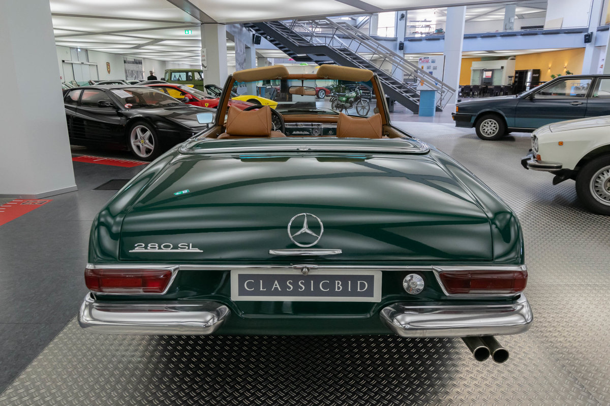 1969 Mercedes-Benz 280 SL Pagode For Sale (picture 3 of 6)