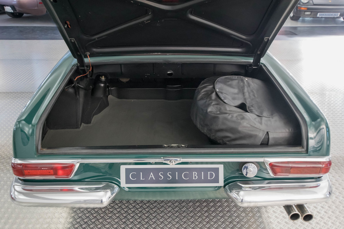 1969 Mercedes-Benz 280 SL Pagode For Sale (picture 5 of 6)