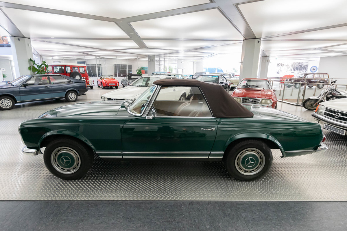 1969 Mercedes-Benz 280 SL Pagode For Sale (picture 6 of 6)
