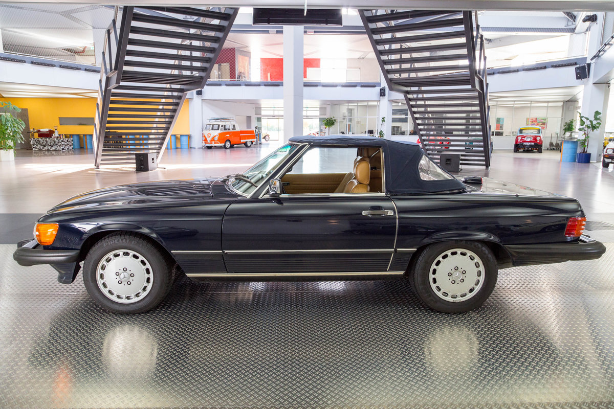 1987 Mercedes-Benz 560 SL For Sale (picture 6 of 6)