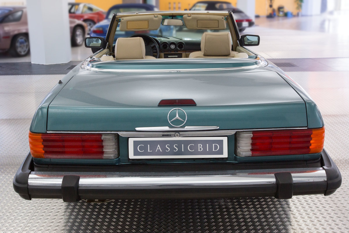 1988 Mercedes-Benz 560 SL For Sale (picture 3 of 6)