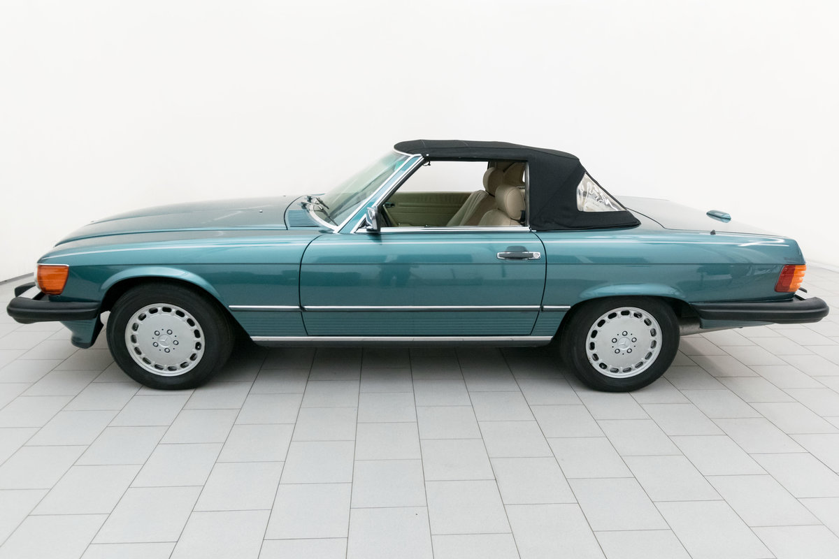 1988 Mercedes-Benz 560 SL For Sale (picture 6 of 6)