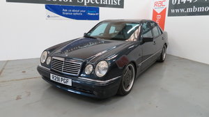 1998 Mercedes E55 AMG For Sale
