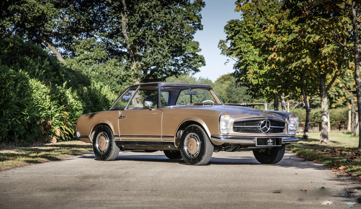 1971 Mercedes-Benz 280 SL Pagoda For Sale (picture 2 of 19)
