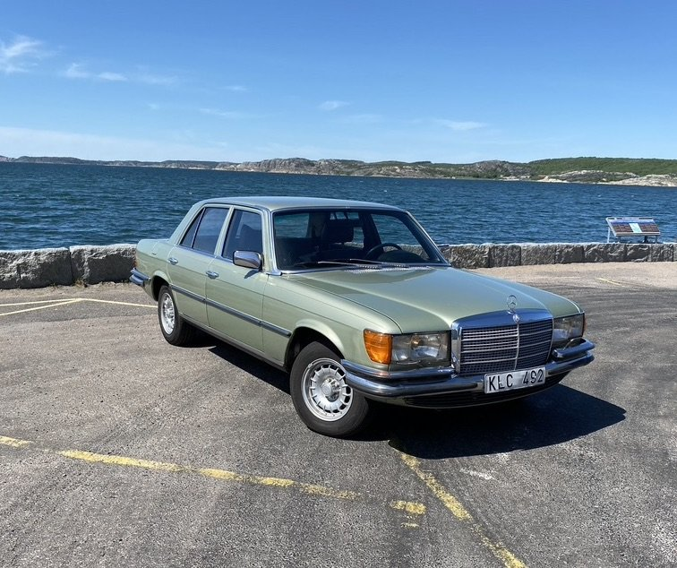 1978 Mercedes-Benz W116 280SE For Sale (picture 1 of 6)