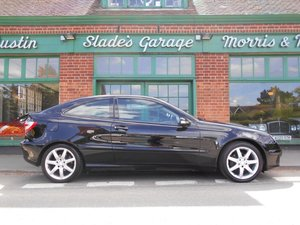 Picture of 2007 Mercedes C220 CDI Coupe  SOLD