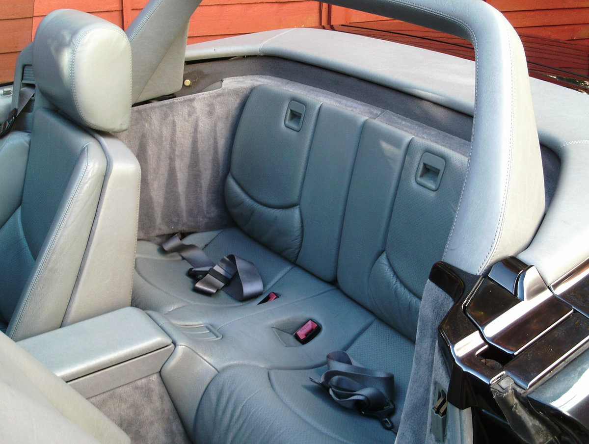 1996 Mercedes 280 sl (with hard top) For Sale (picture 3 of 6)